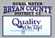 Bryan County Rural Water District 2