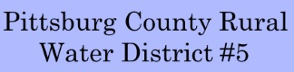 Pittsburg County Rural Water District #5
